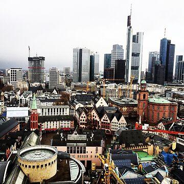 Frankfurt by dymock