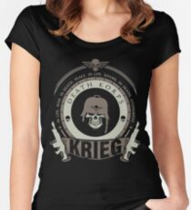 KRIEG - LIMITED EDITION Fitted Scoop T-Shirt