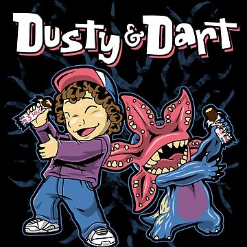 Dusty and Dart by PrimePremne