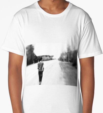 The road ahead Long T-Shirt