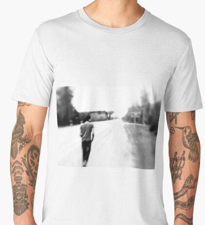 The road ahead Men's Premium T-Shirt