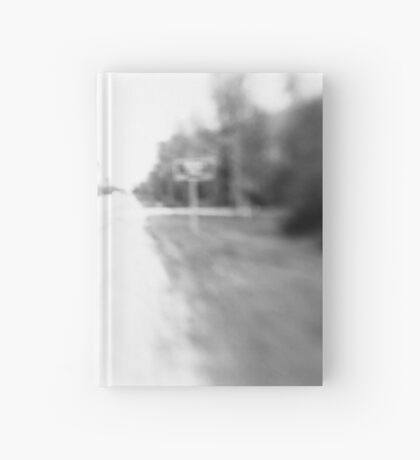 The road ahead Hardcover Journal