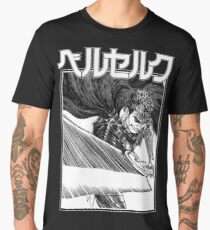Black Swordsman Men's Premium T-Shirt