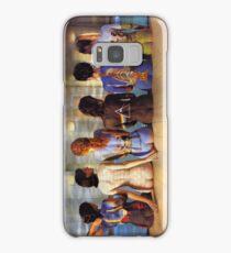 Pink Floyd body art Samsung Galaxy Case/Skin
