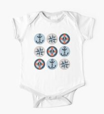 Nautical Adventures: Icons Kids Clothes