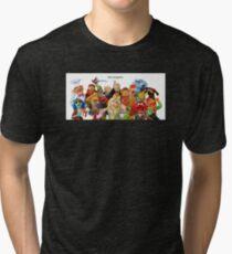 muppets Tri-blend T-Shirt
