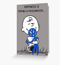 Happiness is ... Greeting Card