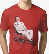 Alonso's Nap (colors) Tri-blend T-Shirt