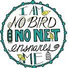 "Charlotte Brontë: ""I am no bird"" by Jenn Reese"