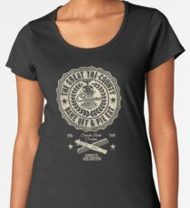 The Great Tri County Bake Off and Pie Eat Women's Premium T-Shirt