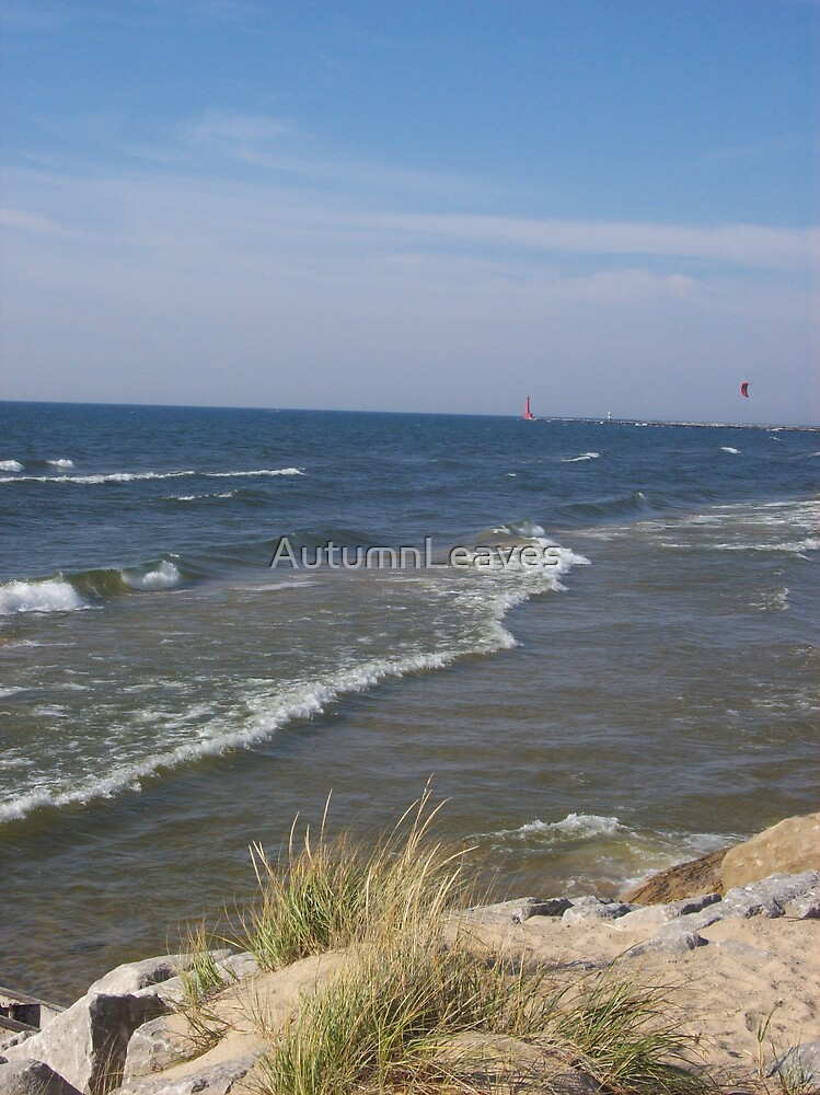 Lake Michigan by AutumnLeaves