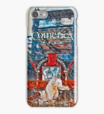 Sunny Day.  Comerica Park.  Perfect. iPhone Case/Skin