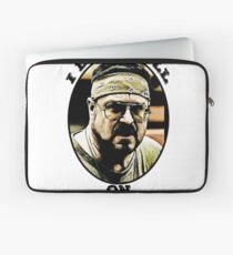 I Don't roll on Shabbos Laptop Sleeve