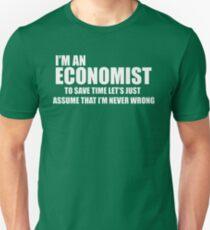 I'Am AN Economist T-Shirt