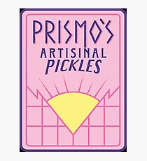 Prismo's Artisinal Pickles Photographic Print