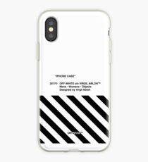 Off white Phone Case  iPhone Case