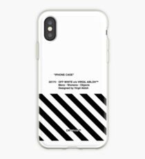 Off white Phone Case  iPhone Case