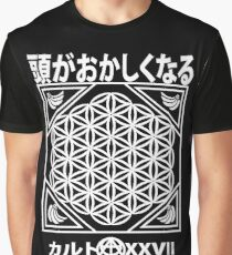 Karuto invertieren Grafik T-Shirt