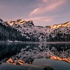Peak Reflection by Barry Buchholtz