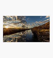 Carson Valley 1 Photographic Print