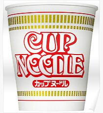 Cup Noodle Poster