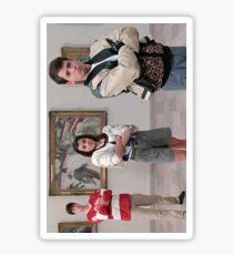 Ferris Bueller Sticker