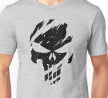 Faded Punisher Unisex T-Shirt