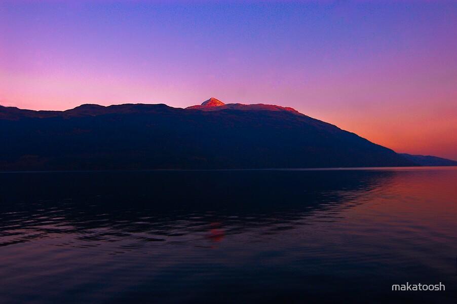 Loch Lomond by makatoosh