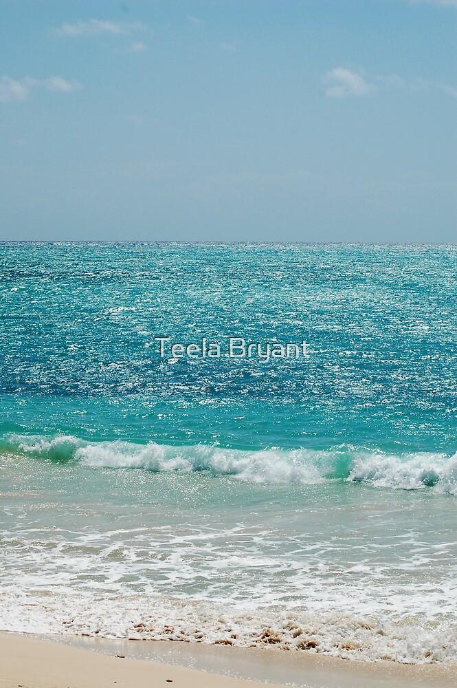 ocean by Teela Bryant