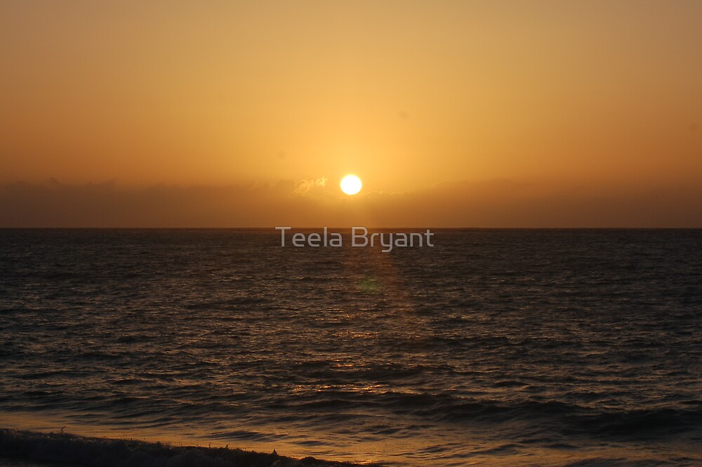 Sunrise by Teela Bryant