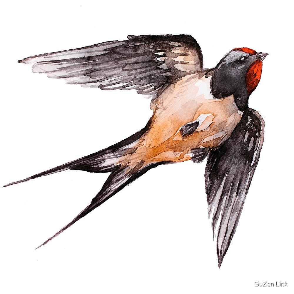 Sparrow II by link2sue