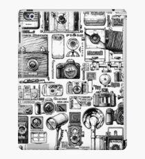 photo cameras iPad Case/Skin