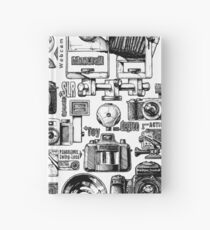 photo cameras Hardcover Journal