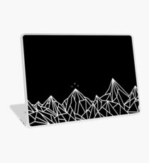 NIGHT COURT MOUNTAINS  Laptop Skin