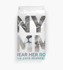 NYMM Lioness Duvet Cover