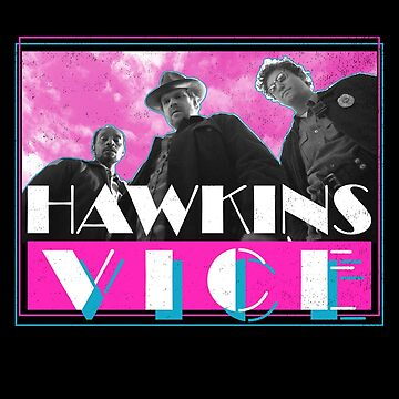 Hawkins Vice by JadBean