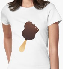 Mickey Bar Women's Fitted T-Shirt