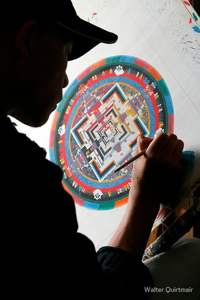 Mandala by Walter Quirtmair