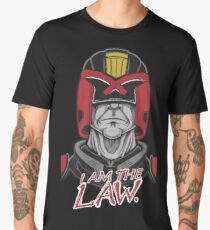 Judge Dredd Men's Premium T-Shirt