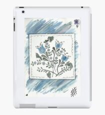 Watercolour Flower iPad Case/Skin