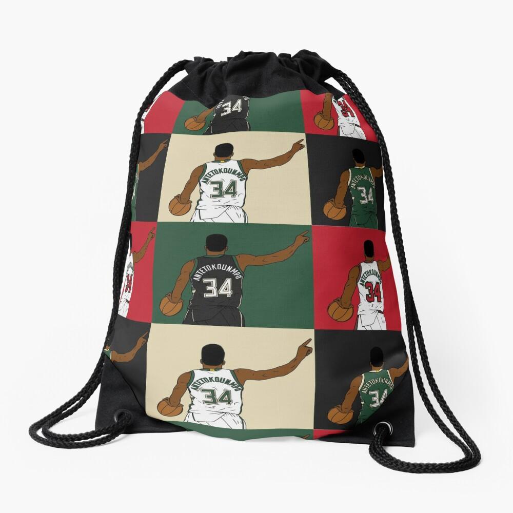 GA34 (combo) Drawstring Bag