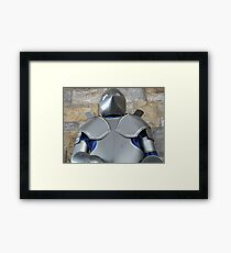 Tin Man Framed Print