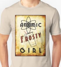 Atomic Frosty Girl T-Shirt