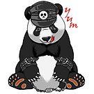 Kinky Panda by barebeef