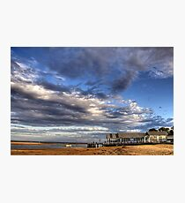 The Mouth of the River, Barwon Heads Photographic Print