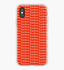 supreme kachow iPhone Case