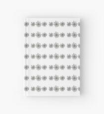 Flower Tumblr Hardcover Journal