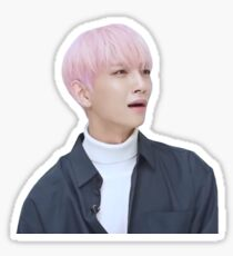 triggered joshua svt Sticker