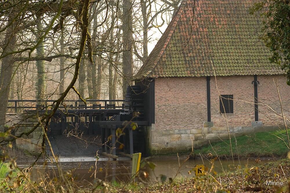 Watermill  by Minne