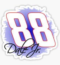 88 Dale Jr Sticker